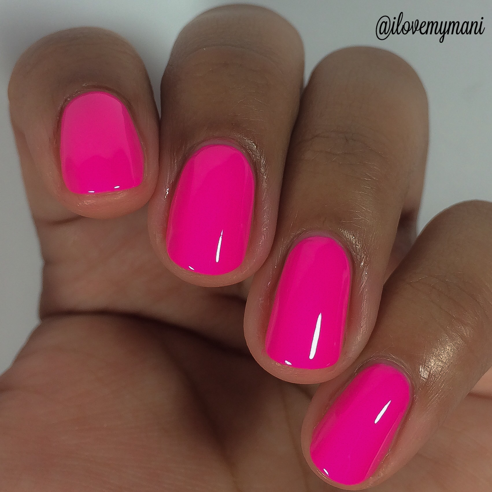 color club nail polish | i love my mani